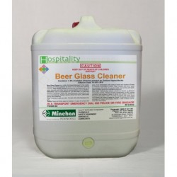 Beer Glass Cleaner 20L